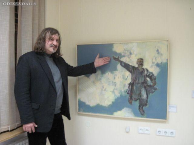 Солнце в рыбке Владимира Кабаченко