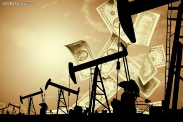 Цена на нефть Brent упала ниже 47 долларов за баррель