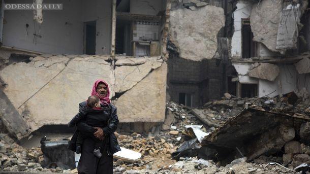 Катастрофа в Алеппо: тела на улицах, крики о помощи и безразличие мира