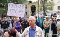 О ситуации вокруг Национальной полиции в Одесской области