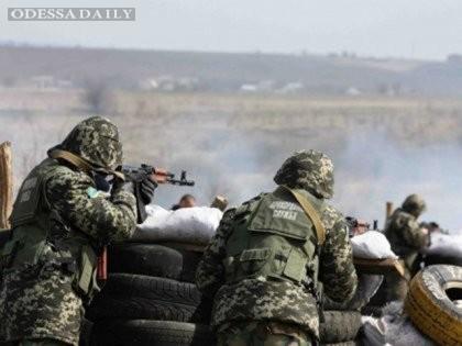 Операция по антитеррору: последние события в Донбассе - 23