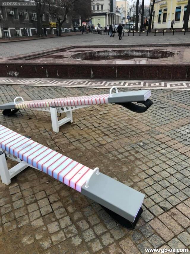 РГБ: Российские качели за 5 миллионов или как Одесский городской совет бюджет распиливает