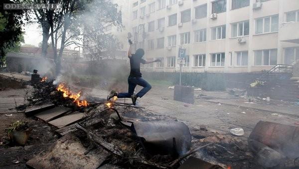 Вторжение в Украину: последние события в Донбассе и Крыму - 10
