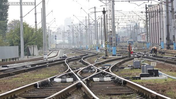 Укрзализныця запретила российские вагоны