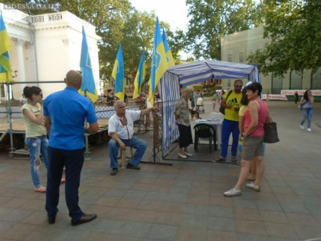 По мэрскую душу. Актив Майдана на Думской вновь отправится в столицу