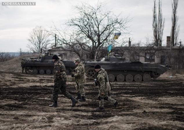 Российско-террористические войска не прекращают артобстрелы позиций АТО и мирных жителей, - штаб