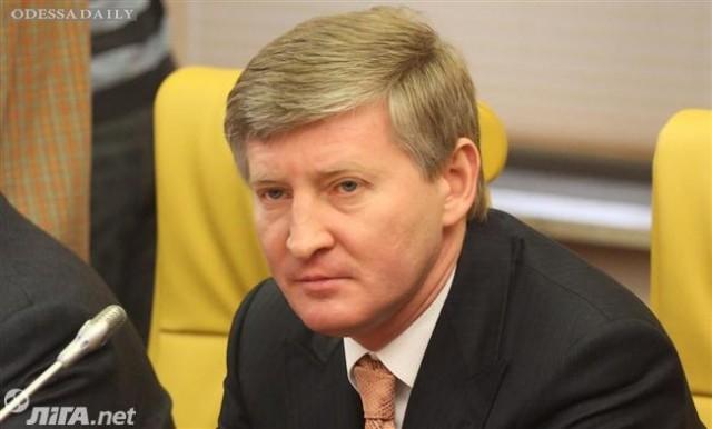 Ахметов продал фабрику на оккупированной территории Донбасса