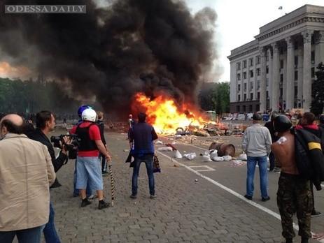 В Одессе готовятся к возможным провокациям в годовщину трагедии на Куликовом поле 2 мая