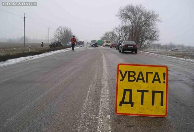В Украине за полгода число ДТП увеличилось на четверть