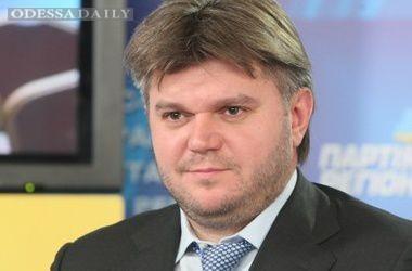 Горящая нефтебаза под Киевом принадлежала экс-главе Минэнерго Ставицкому – СБУ