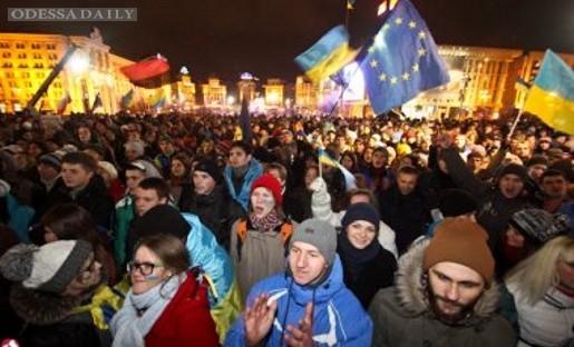 Рада амнистировала активистов Майдана