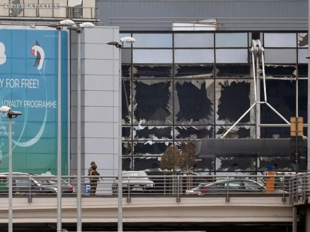 В Брюсселе прогремел еще один взрыв