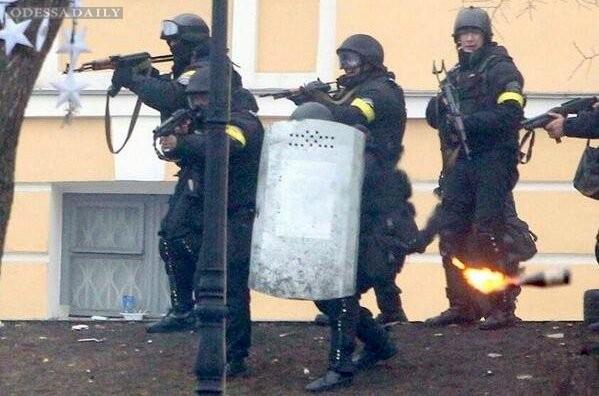 В расстреле Майдана виновна группа во главе с Януковичем - ВСК