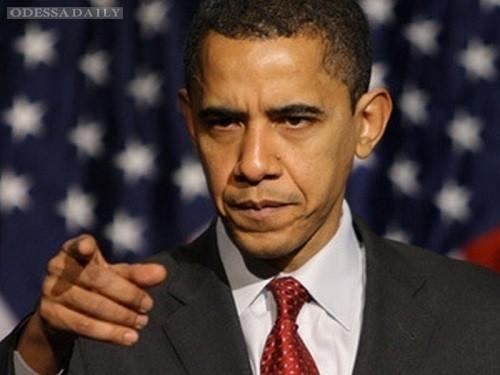 Обама: США вводят секторальные санкции против России