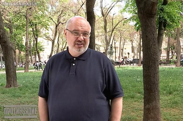 ПРОТИВОСТОЯНИЕ №14 Леонида Штекеля: Всеукраинский съезд адвокатов