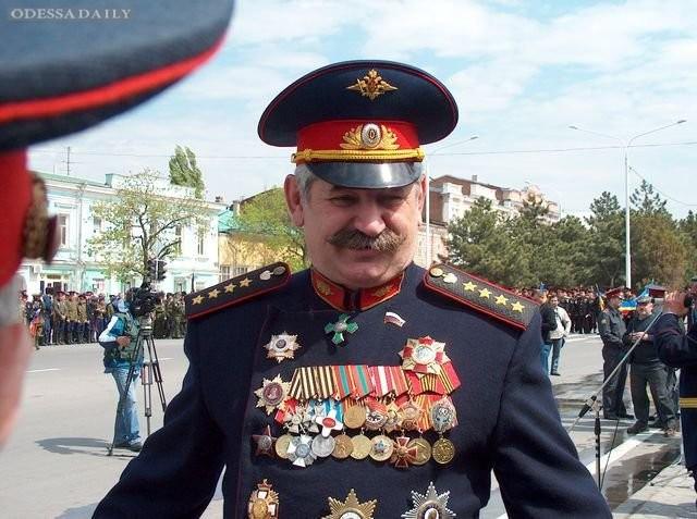 Военная прокуратура вручила подозрение главарю казаков Козицыну