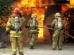 За последние сутки в Одессе и области произошло 17 пожаров
