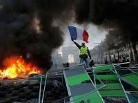 Ксения Ёлкина: О событиях в Париже 9 декабря