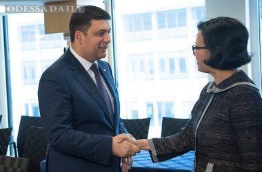 Гройсман признал, что в Украине неэффективно используют деньги Всемирного банка