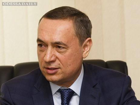 Прокуратура Одесской области вызвала Мартыненко на допрос по делу о коррупции на Одесском припортовом заводе
