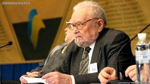 Мирослав Попович: Очень плохо, что нас заставляют выбирать свое будущее на краю могилы