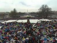 В Вашингтоне проходит инаугурация 45-го президента США Дональда Трампа