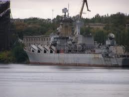 Россия хочет выкупить недостроенный крейсер Украина за 30 млн долларов