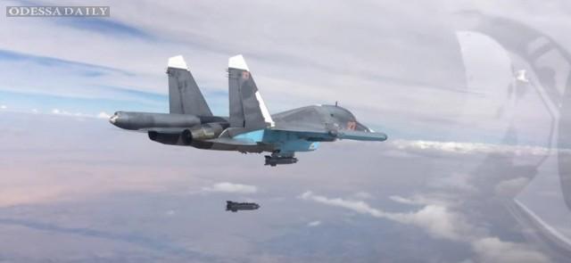 Самолеты РФ разбомбили штаб умеренной оппозиции в Сирии
