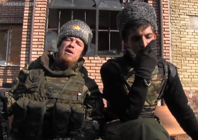 Ситуация в зоне АТО: конец сезона «Моторол» и пьяных атаманов