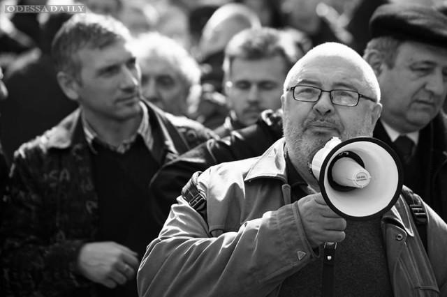 Леонид Штекель: Я считаю, что русскоязычные граждане Украины должны перестать молчать о дискриминации русского языка в стране