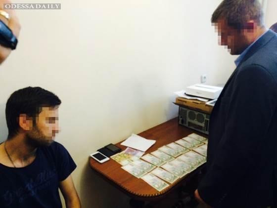 Кандидата в детективы НАБУ поймали на взятке