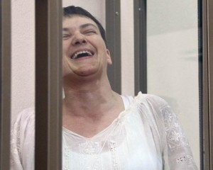 Российские прокуроры просят посадить Савченко на 23 года