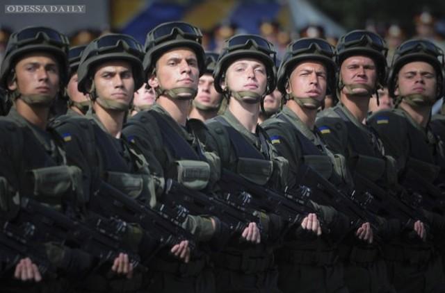 США приостановили программу обучения украинских военных
