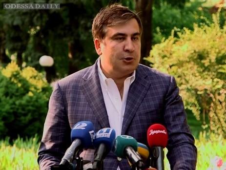 Саакашвили: Судья выпустила двух милиционеров, которые были взяты с поличным на взятке