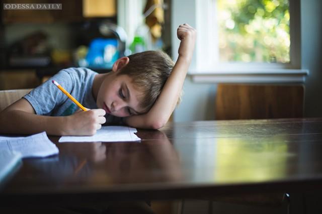 Кто ваш ребенок по типу выполнения домашних заданий