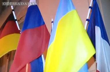 В Минске началась встреча в нормандском формате
