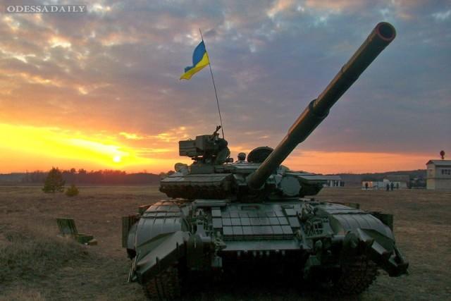 За прошедшие сутки в зоне АТО погибли 4 военных, 32 ранены - СНБО