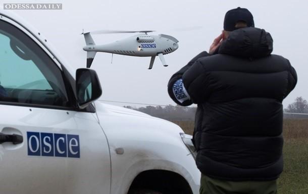 ОБСЕ фиксирует пропажу с мест хранения тяжелого вооружения у обеих сторон конфликта в Донбассе