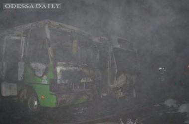 Сгоревшая в Одессе диспетчерская принадлежала известному предприятию, которое уже поджигали