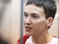 Стало известно, когда самолет с Савченко приземлится в Борисполе