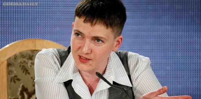 Савченко подстрекала бойцов ВСУ покинуть позиции в Донбассе и ехать свергать преступную власть, - БПП