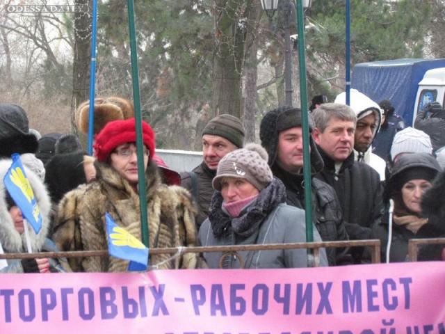 «Кто ответит за события 21 декабря 2012 г. в Одессе?»