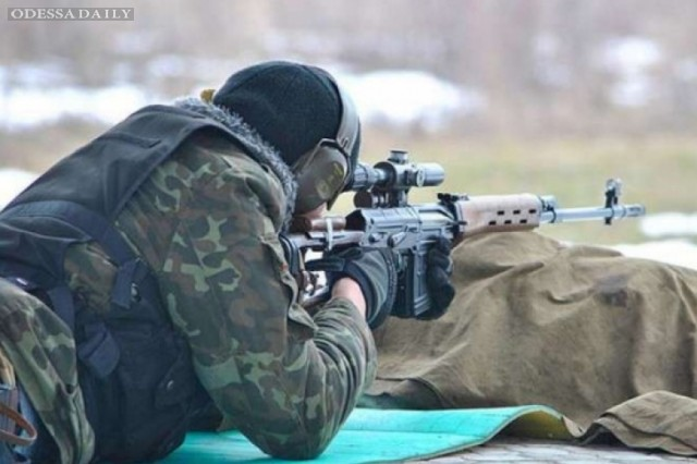 Сводка ИС: в районе н.п.Станица Луганская нейтрализована снайперская группа спецназа ВС РФ