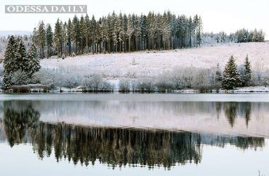 Завтра украинцев скуют морозы до -23