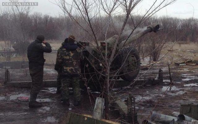 Сводка ИС: боевики перебрасывают к Донецку минометы и машины разминирования