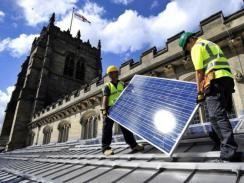 Великобритания планирует увеличить мощности солнечной энергетики в 7 раз