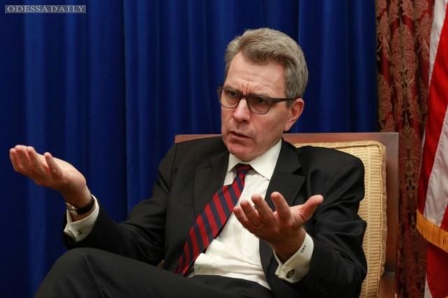 Посол США: Мировое сообщество недостаточно осознает роль РФ в войне в Донбассе