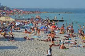 На всех пляжах Одессы морская вода соответствует нормам