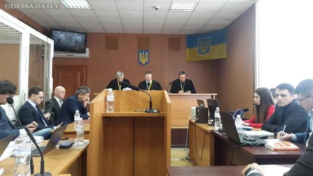 Светлана Подпалая: Труханов в мохеровом коконе. Репортаж с суда по делу Труханова