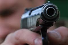 В протестующих предпринимателей на Гайдара стреляют